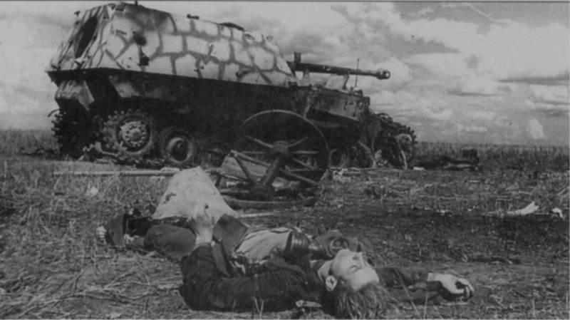 танки курская битва