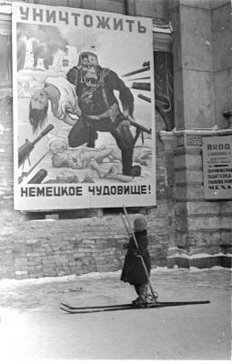 Фото жителей блокадного Ленинграда