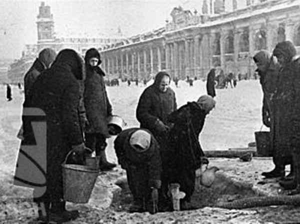 Жизнь в блокадном ленинграде реферат 6112