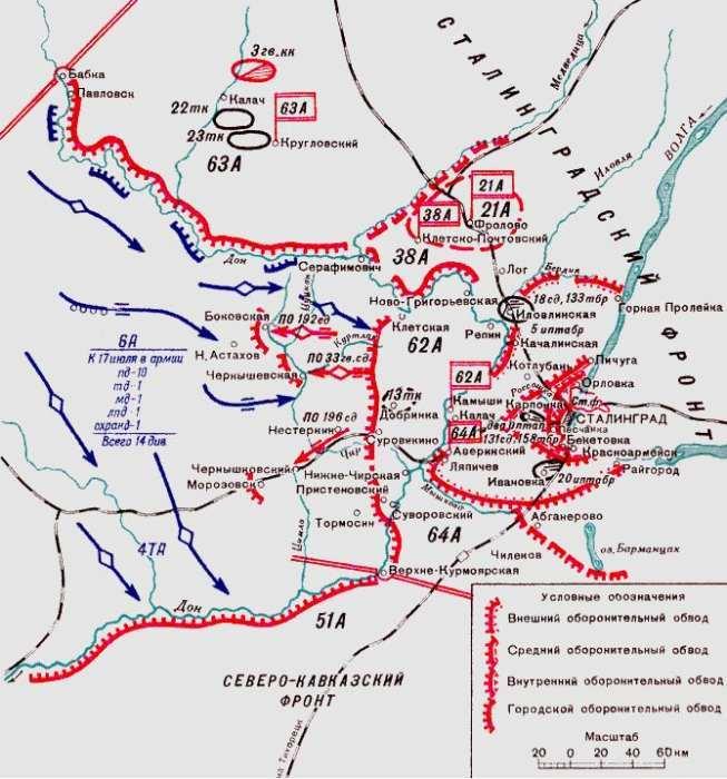 И одно из них - Сталинградская битва (17 июля 1942–2 февраля 1943 гг.), ставшая Каннами XX века.