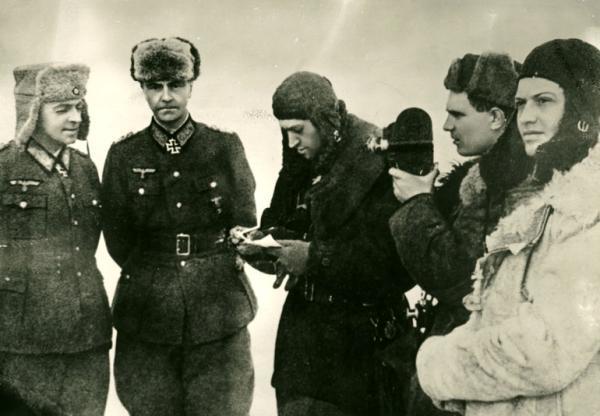 Сталинградская битва кратко
