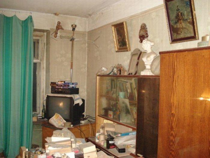 Купить квартиру у алкашей