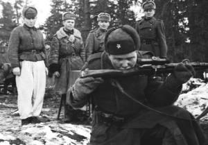 Война 1941 1945 партизанская война